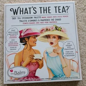THE BALM - WHAT'S THE TEA